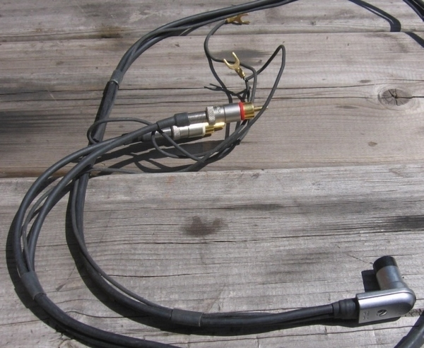 SME Phono Interlink 300 Series
