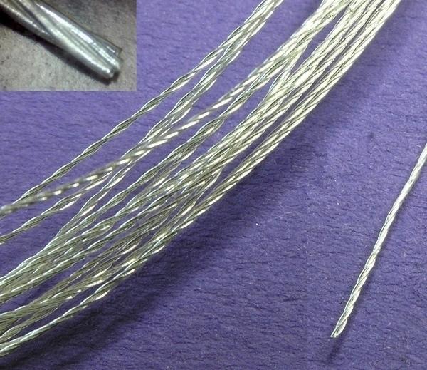 KONDO AN-AI Internal tonearm wire   set
