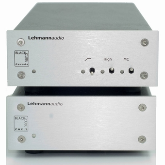 Lehmann Decade MM / MC Phono Stage