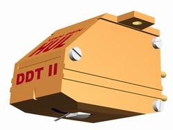 Van den Hul MC pick-up element DDT II - Puur zilver!