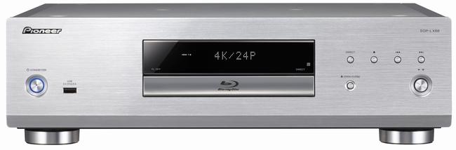 Pioneer BDP-LX88 Blu-Ray / SACD / CD Speler
