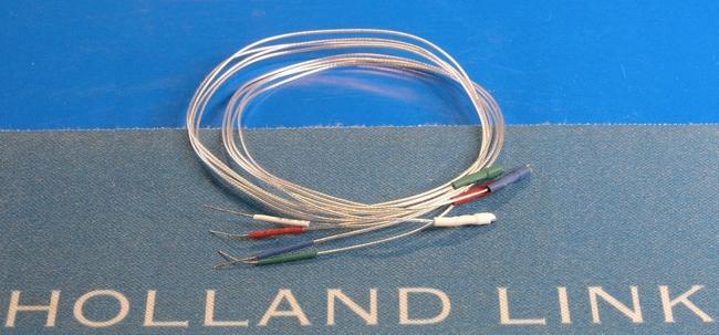 HL puur zilver toonarm rewiring  set
