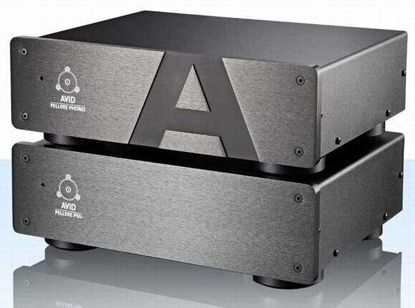 AVID Pellere Phono Voorversterker  met XLR