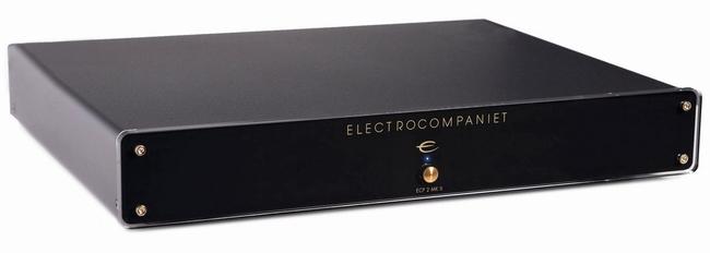 Electrocompaniet EC 4.8 Mk.II Voorversterker