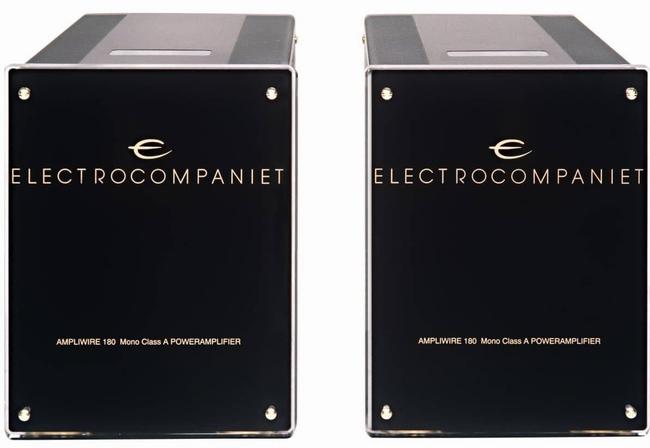Electrocompaniet AW-180 Monoblokken   Set/Lot 2x