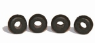 SME Bedplate Rubber Tules  Set/Lot 4x