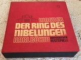 WAGNER - Ring des Nibelungen - LP Set